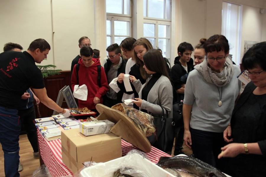 A Keszegsütő Miskolc elsöprő sikere a Berzeviczy Gergely Szakközépiskola és Szakiskolában